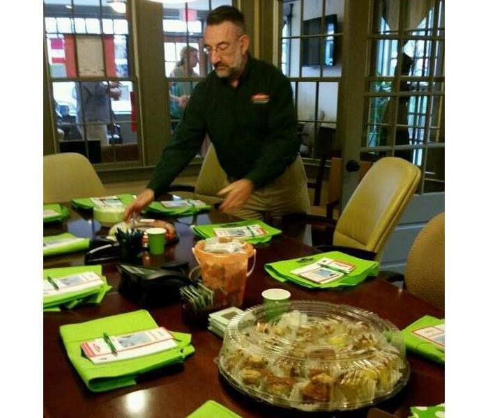 SERVPRO Hosts Lunch and Learn in Ipswich, MA