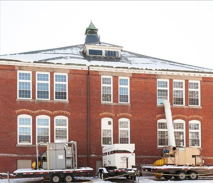 Cogswell School in Haverhill, MA Gets Some TLC