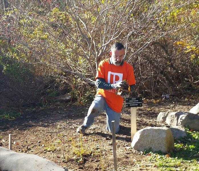 SERVPRO of Danvers/Ipswich Joins Beautification Project