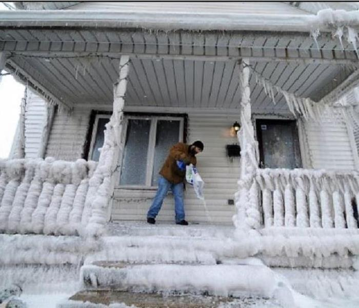 Water Damage Winter Weather Tips